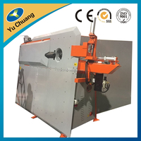 PLC Control bender and cutter for steel bar manufactor