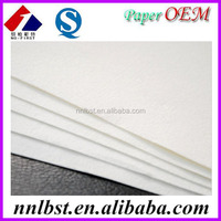265-530g white absorbing paper