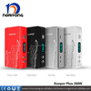 Smok koopor plus 200w TC mod big vapor various color Malaysia 18650 battery Koopor bell cap