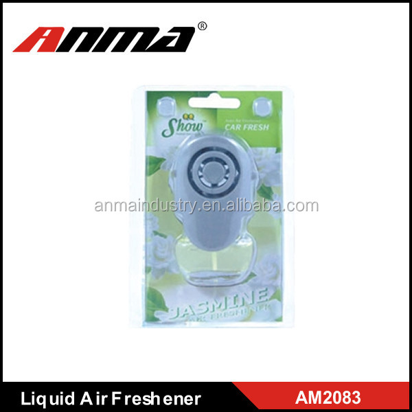GREEN LIQUID CAR AIR FRESHENER SOLUTION FRAGRANCE SCENT PERFUME
