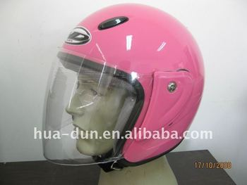 New designs helmet good sales with new ABS material open face helmet