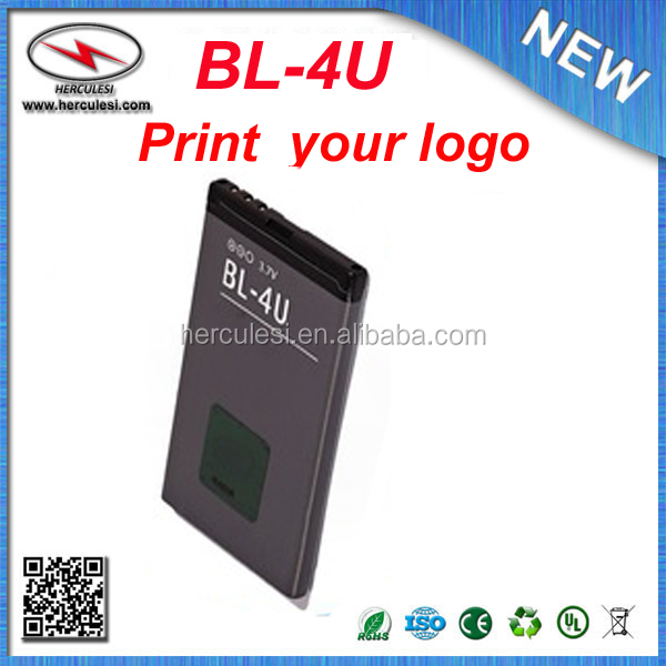mobile phone battery bl-4u for nokia e66 E75 C5-03 C5-05 C5-06 5530 3080