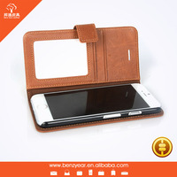 Factory Wholesale Genuine Leather Cell Phone Case