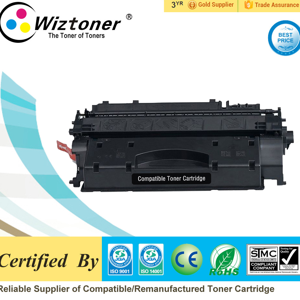 China Factory Wholesales Original Quality Compatible H P Toner Cartridge For Hp Ce505A Alibaba Toner Cartridge Supplier 505A 05A