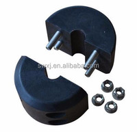 Winch Rubber Stopper with screw