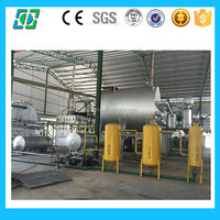 Industrail Waste Engine Oil Distillation Equipment To diesel