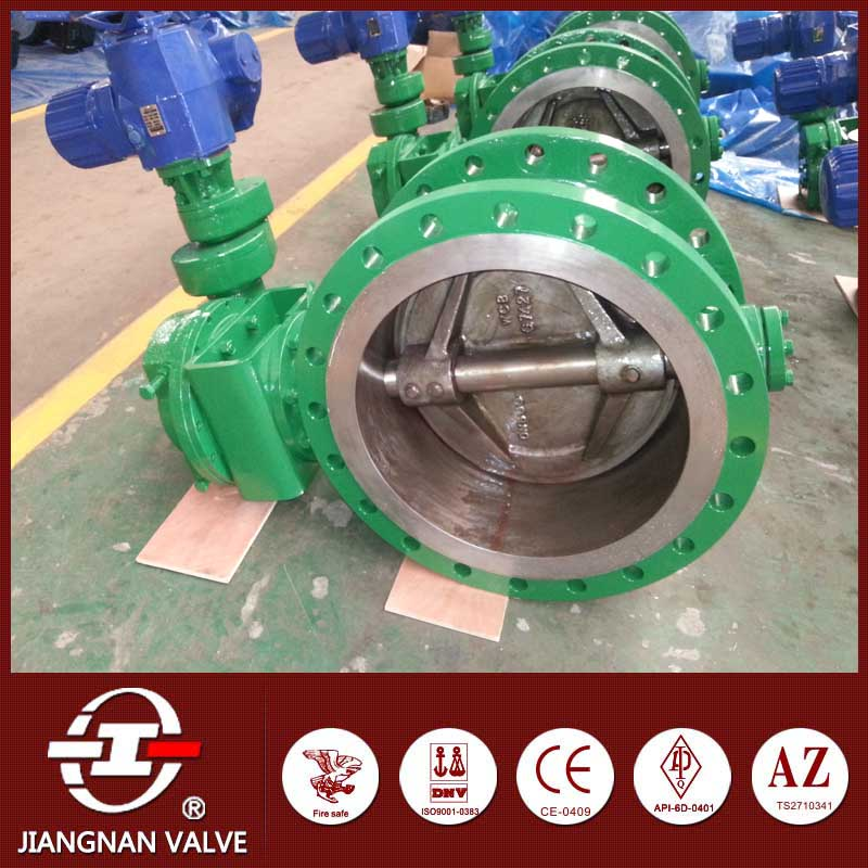 Electric butterfly valve price