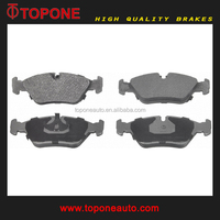 D253 GDB298 20629 Brake Pad Set For BMW For Disc Break Pad Auto Parts