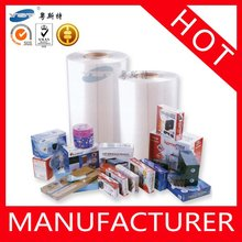Shrink Wrap For Collecting And Packing