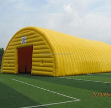 For sports game giant inflatable tennis court outdoors