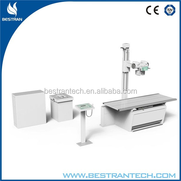 BT-PLD5000B High Frequency 40kW Digital Bed Type X-Ray Machine Price