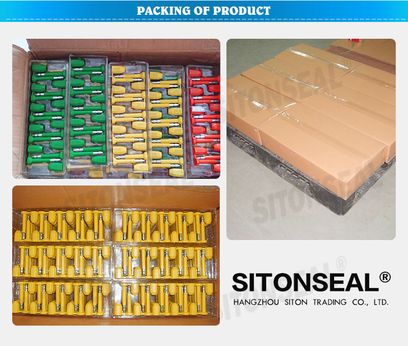 ST-1122 Low Price Best Quality High Security Seal Metal Seal