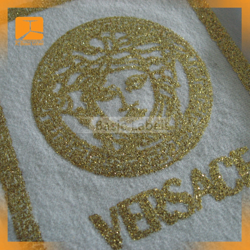 wonderful glitter heat transfer for plastics