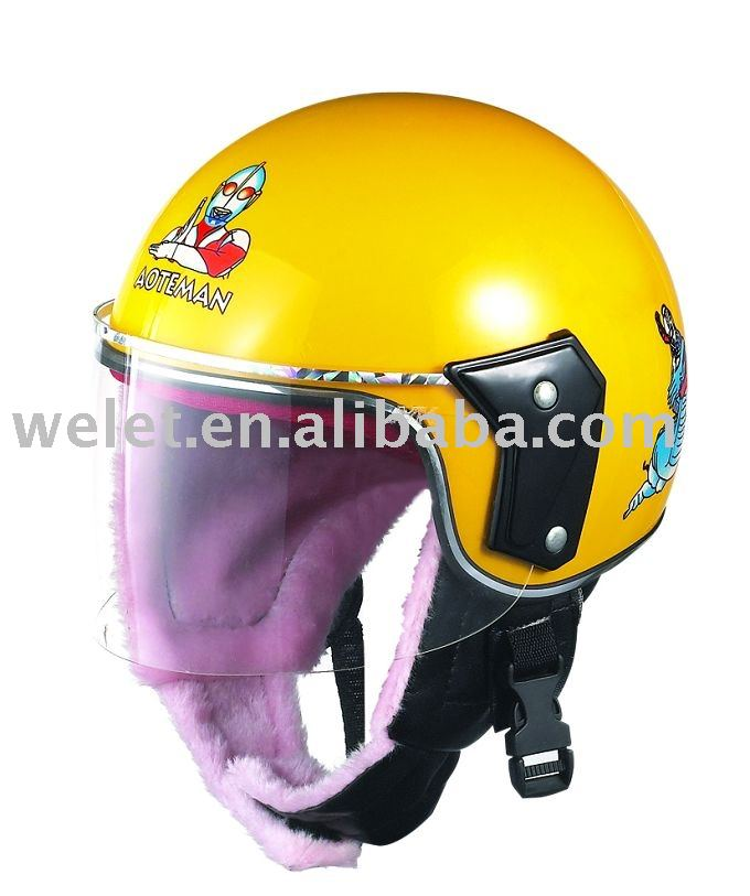 kids' helmet motorcycle helmet DOT High Quality WLT-502