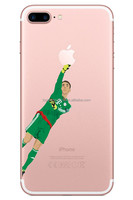 Football Star Phone Case Cover For iPhone 7 7Plus phone accesories
