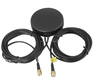 GPS+GSM combined antenna RG174 Cable Fakra connector