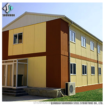 Cheap Prefab Steel Structure Modular Hotel Building Plans