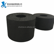 Good Self-lubricant Graphite Tube For Ventilation And Flowing Liquid In All Size