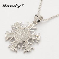 2015 New Arrival Gorgeous Fashion Necklace Jewelry, crystal statement white gold Necklace Design