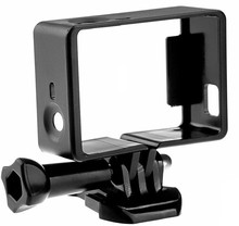 Gopros Standard Protective Frame for hero4/3+/3, Go pro frame with Assorted Mounting Hardware, GP71