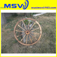 Antique wooden wagon wheels with good prices