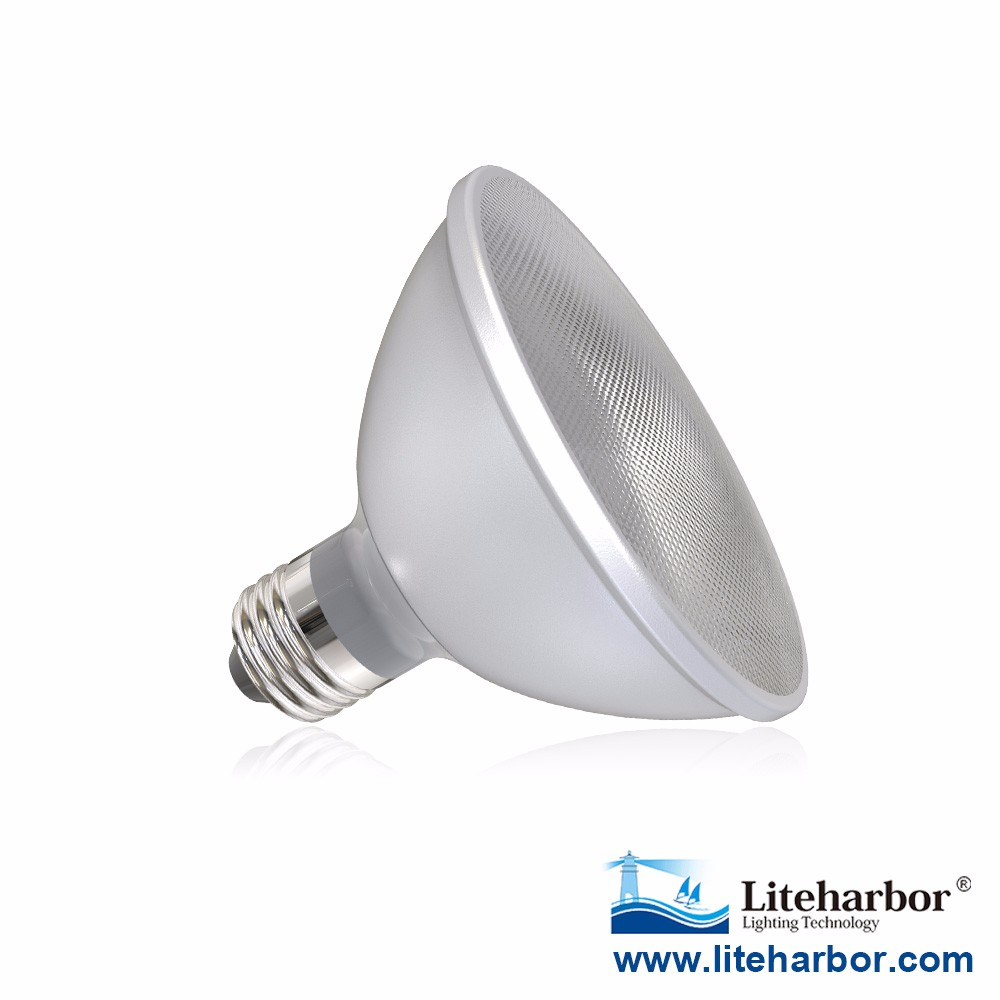 High Lumen cUL UL listed aluminum reflector warm white/pure white dimmable par30 led light