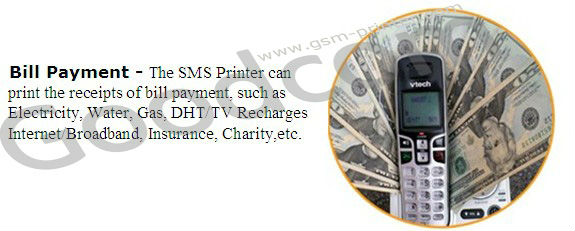 Own Design POS Terminal Lottery ticke printing machine for sale supports SMS and GPRS