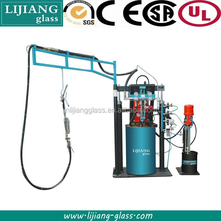 Hot sale Double glazing glass sealant-spreading machine