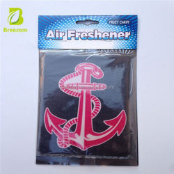 fresh air living new car scent make hanging paper car air freshener car air fresherner