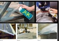 Zinc spray 400ml wholesale Galvanizing Zinc Spray Paint,Cold Zinc Coating aerosol spray for metal