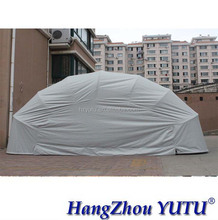 Folding stretch garage car parking tent