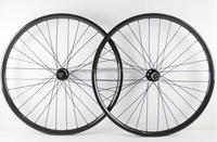 "APEX professional asymmetric 27.5"" hookless carbon tubeless mtb wheels width 27mm"