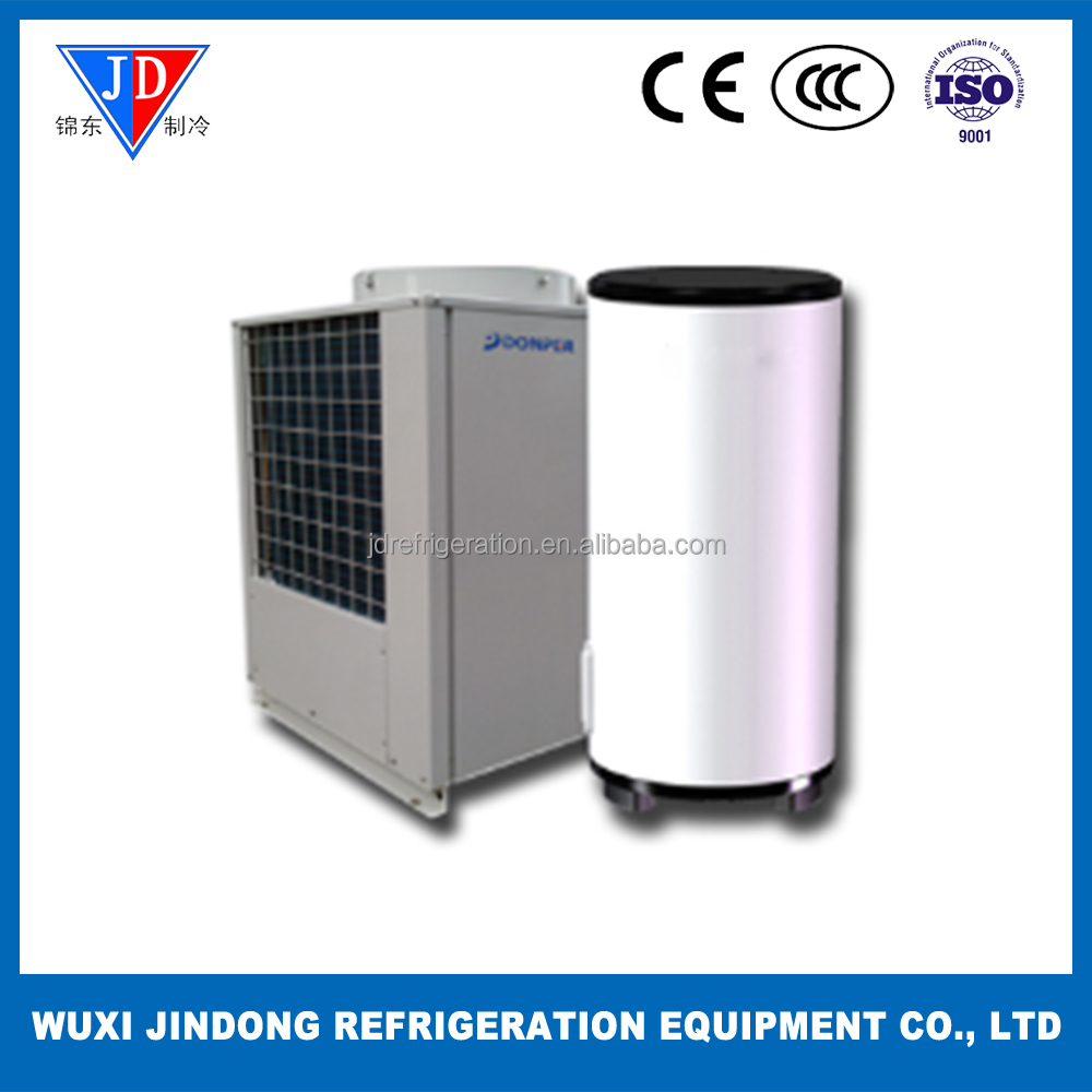 heat pumpp central heating system