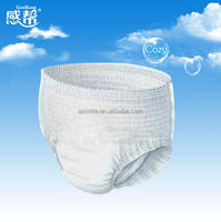 1200ml absorbency disposable adult diapers