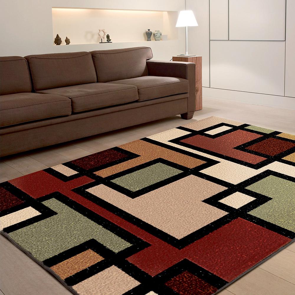 Home Decor Jacquard Area Herringbone Floor Rugs For Home Living Room Carpet  Shaggy Rugs China
