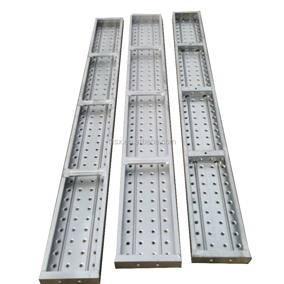 China factory Tianjin TSX metal steel perforated deck/plank