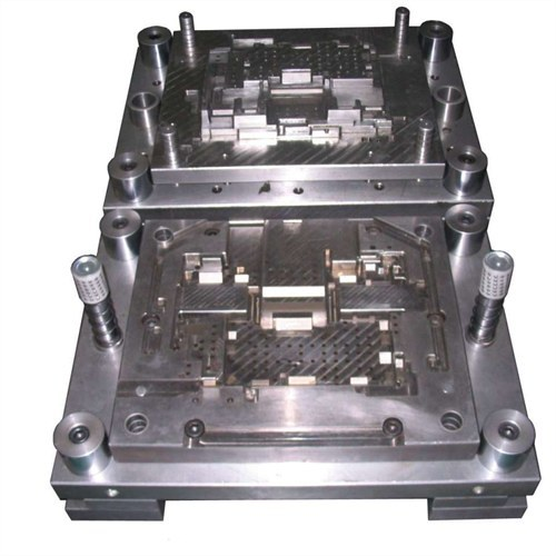 ningbo boomray own professional produce different kinds of plastic products date stamp plastic injection mould