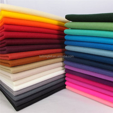 High quality colored polyester felt
