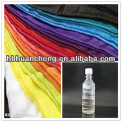iron-free resin for textile pigment printing TCL-HF