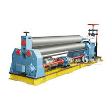 W11 series 3 rolls small sheet roller bending machine