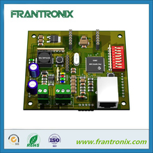 Modern hasl pcb board 1 layer pcb assembly doorbell pcb