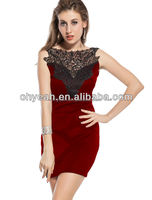 Cheap new fashion 2015 lady slinky party dress sexy women evening night club wear