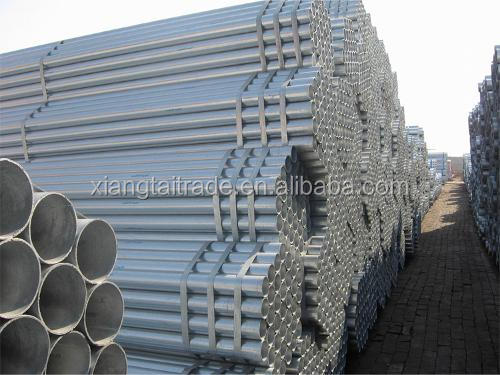 Alibaba China supplier reject pipe&wholesale steel prices &galvanized steel pipe