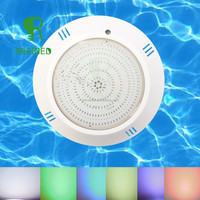 Astral PC resin filled swimming pool led lights SMD2835 SMD3014 IP68 CE ROHS