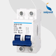 Saipwell/Saip 60,63,630 Amp Mould Circuit Breaker