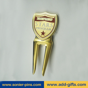 sonier-pins custom golf divot tool, magnetic golf ball marker holders, china manufacturer