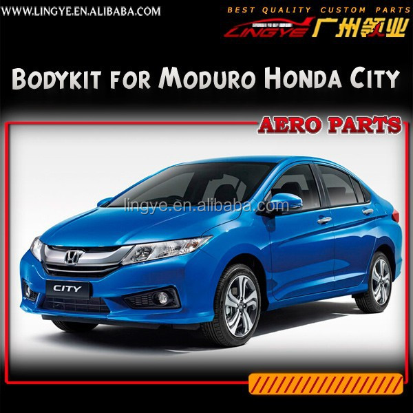 2014 Moduro style bodykit for Honda City