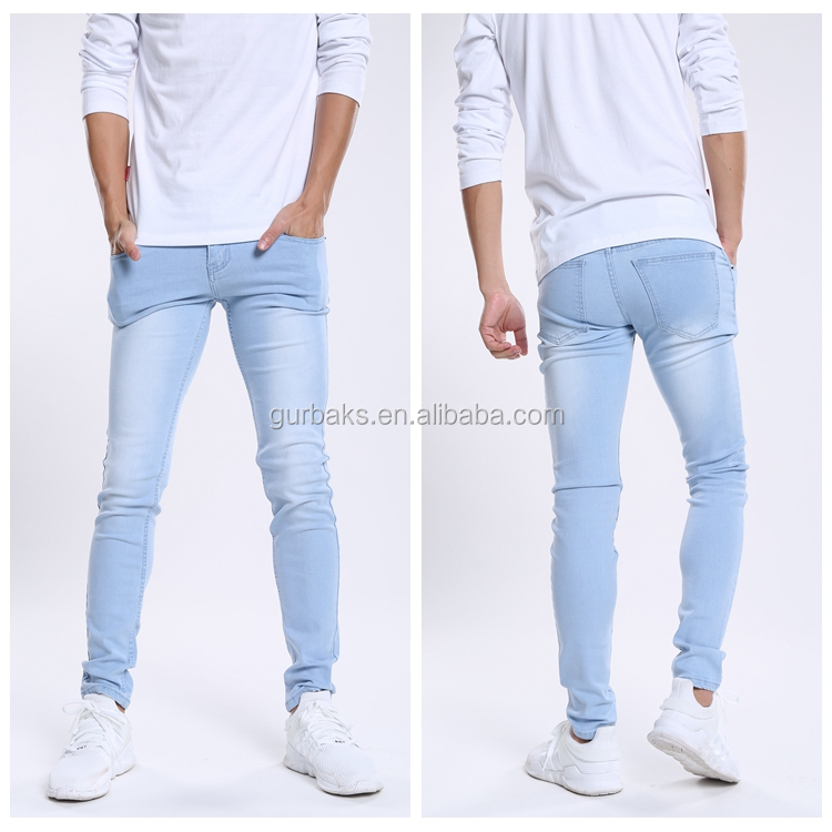 Slim Fit Good Reputation Colored Skinny Jeans For Men