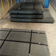 HangLi Steel 65 Mn mine sieving vibrating screen mesh, metal woven wire mesh screens