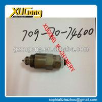 excavator PC210-6 709-70-74600 check valve for komatsu